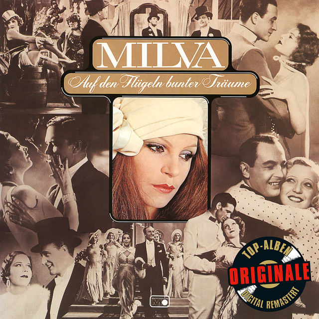 zwischen heute und morgen a song by milva on spotify. Black Bedroom Furniture Sets. Home Design Ideas