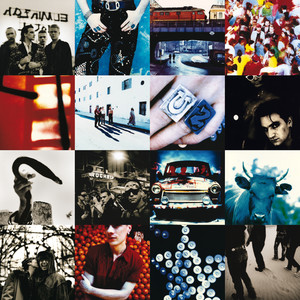 Achtung Baby Albumcover