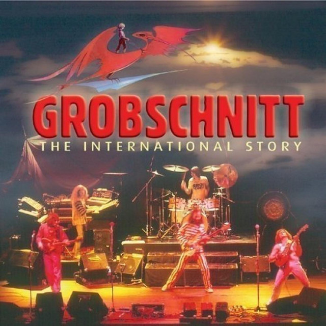 Grobschnitt - The International Grobschnitt Story