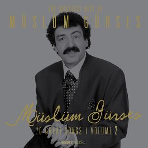 The Greatest Hits of Müslüm Gürses, Vol. 2 Albümü
