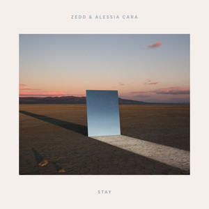 Zedd, ALESSIA CARA Stay (with Alessia Cara) cover