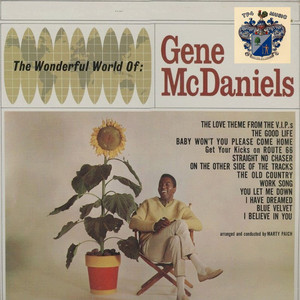 The Wonderful World of Gene McDaniels album