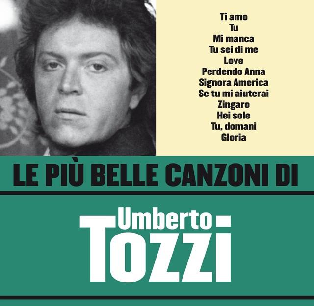 Le più belle canzoni di Umberto Tozzi Albumcover
