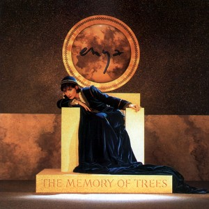 The Memory Of Trees (Remastered Japanese version) Albumcover