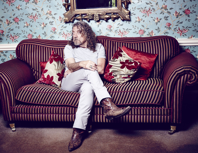 Robert Plant, Strange Sensation Tin Pan Valley cover