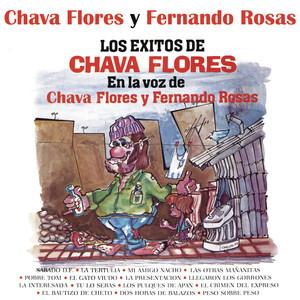 Los Éxitos de Chava Flores en la Voz de Chava Flores y Fernando Rosas Albumcover