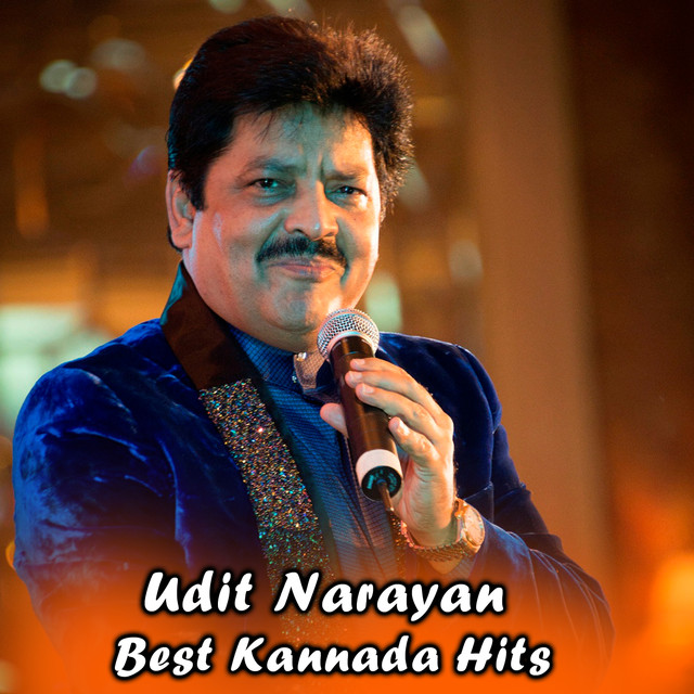 Udit Narayan Best Kannada Hits Albumcover