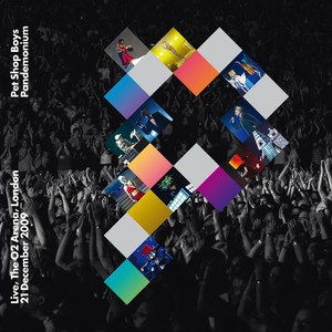 Pandemonium (Live at the O2 Arena, London - 21 December 2009) Albumcover