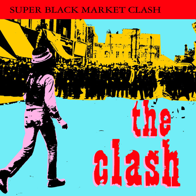 Radio Clash cover