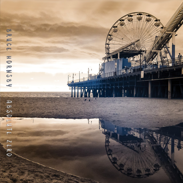 Album cover for Absolute Zero by Bruce Hornsby