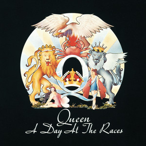 A Day At The Races (2011 Remaster) Albumcover