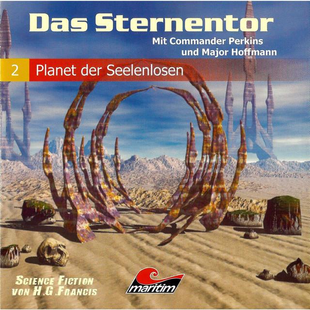 Mit Commander Perkins und Major Hoffmann - Folge 2: Planet der Seelenlosen Cover