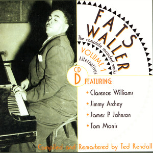 Louisiana Sugar Babes, Fats Waller Willow Tree cover