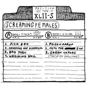 Chalk Tape Albumcover