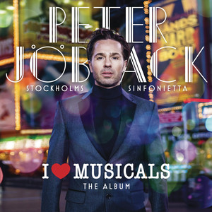 I Love Musicals - The Album album