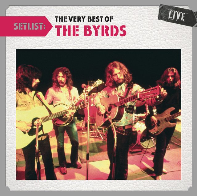 The Byrds The Very Best Of album cover