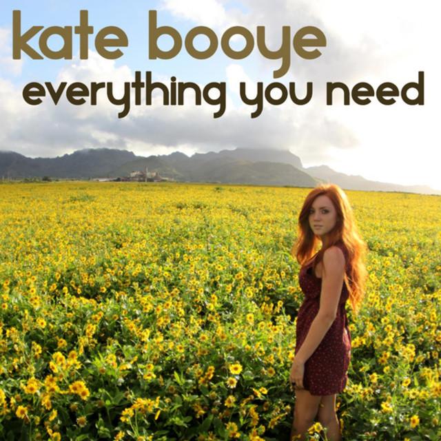everything you need kate booye