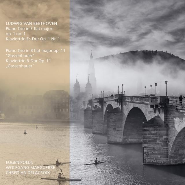 Album cover for Octapharma Classics - Ludwig Van Beethoven Trio IV B-Dur, Op. 11, Franz Schubert B-Dur, Op. 99 / D 898 by Ludwig van Beethoven, Octapharma Classics