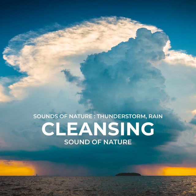 Cleansing Sound of Nature by Sounds Of Nature : Thunderstorm