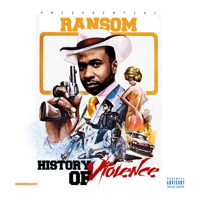 Ransom History Of Violence album cover
