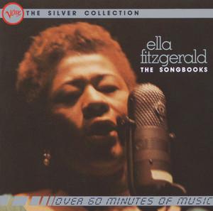 The Silver Collection - Ella Fitzgerald Albumcover