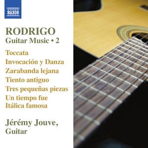 Rodrigo: Guitar Works, Vol. 2 album