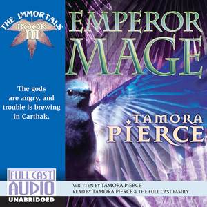 Emperor Mage - The Immortals 3 (Unabridged)