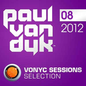 VONYC Sessions Selection 2012-08 Albumcover