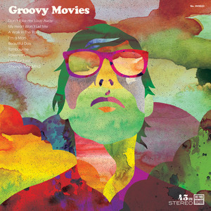 Album cover for Groovy Movies by Groovy Movies