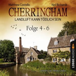 Cherringham - Landluft kann tödlich sein, Sammelband 2: Folge 4-6 Audiobook