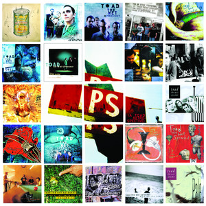 P.S. (a Toad retrospective) Albumcover