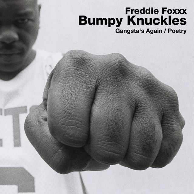 Bumpy Knuckles, Freddie Foxxx Poetry / Gangstas Again album cover