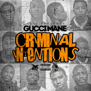 Criminal Intentions Albumcover