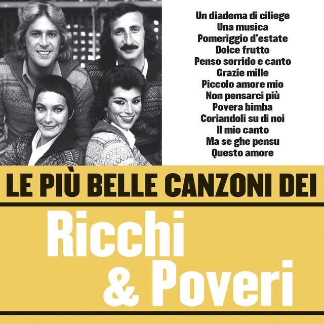 Le più belle canzoni dei Ricchi & Poveri