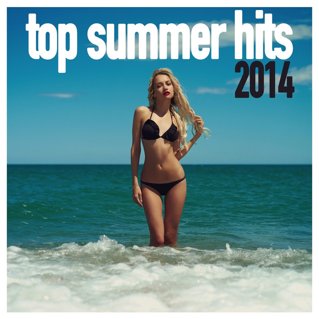 Various Artists Top Summer Hits 2014 album cover
