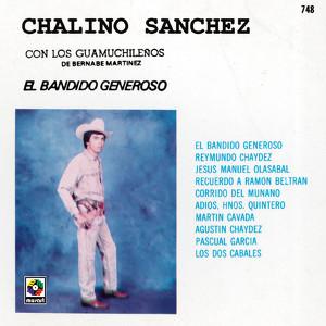 Chalino Sanchez - El Bandido Generoso Albumcover