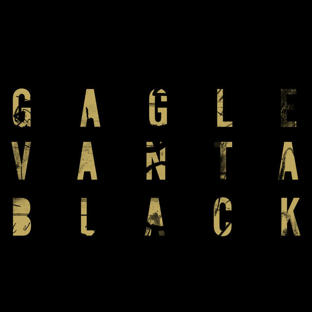 Album cover for VANTA BLACK by Gagle