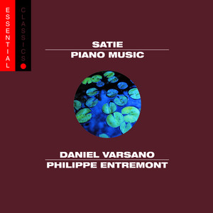 Satie: Piano Works Albumcover
