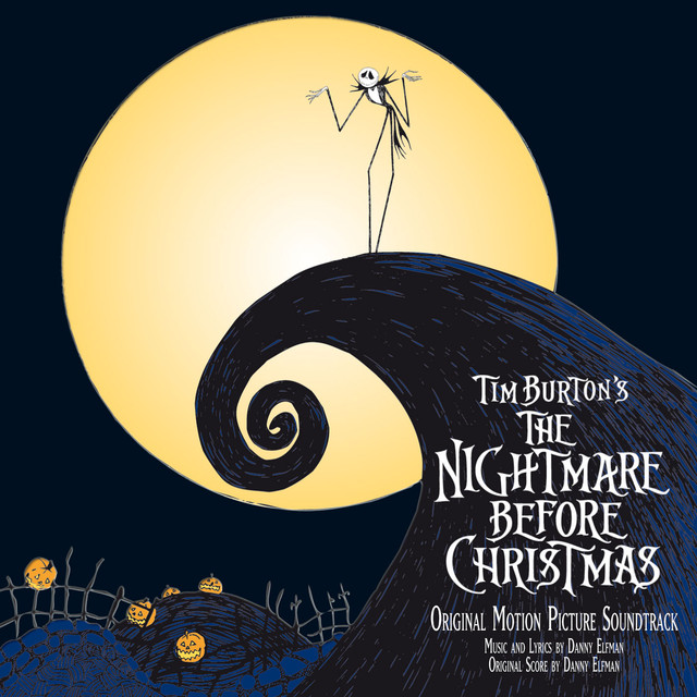 the nightmare before christmas by various artists on spotify - A Nightmare Before Christmas