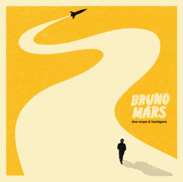 Bruno Mars Doo-Wops & Hooligans album cover