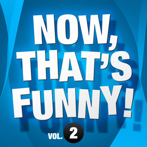 Now, That's Funny! Vol.2 Albumcover