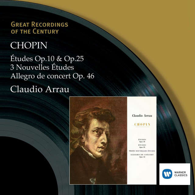 Chopin: 12 Etudes, Op  25: No  5 in E Minor (Vivace), a song