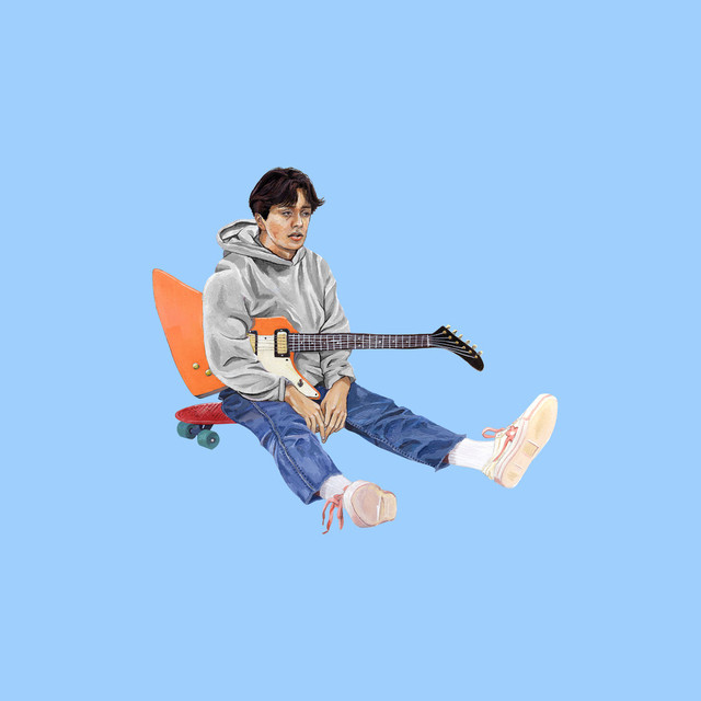 Album cover for Soy Pablo by boy pablo