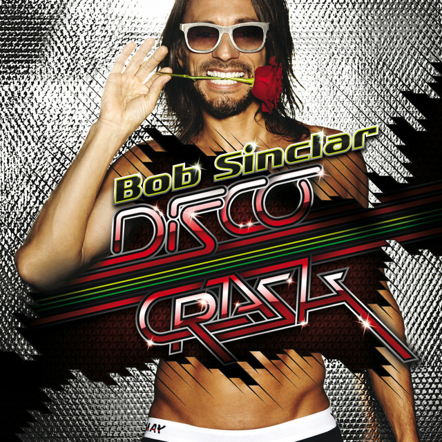 Bob Sinclar Disco Crash album cover