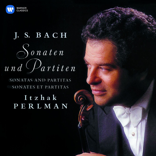 Bach, JS: Complete Sonatas & Partitas Albumcover