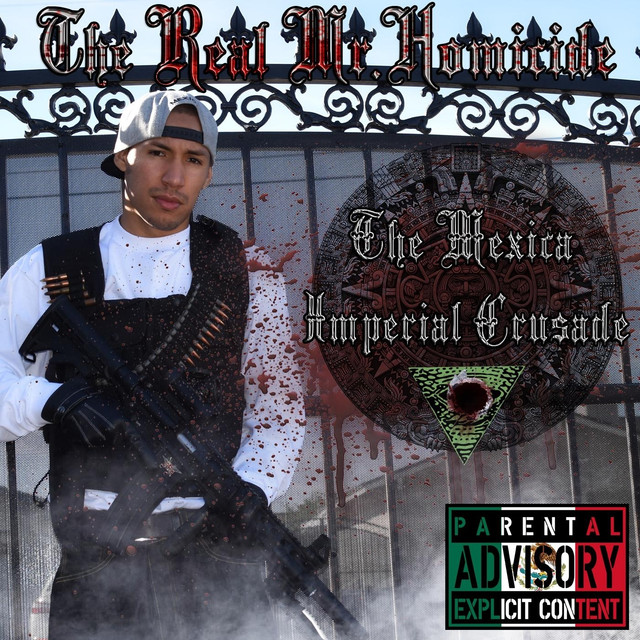 It's Our Time, a song by The Real Mr  Homicide, J O K E S, Bullet