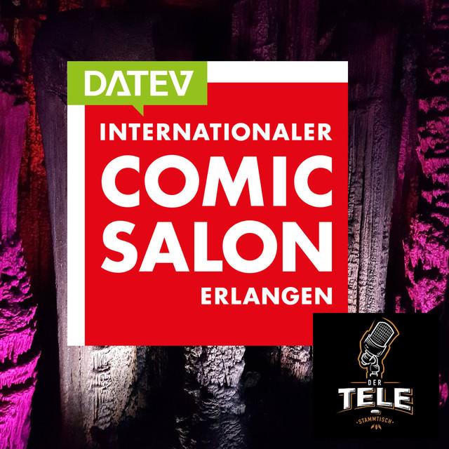 T-ST. SPEC018 - Interviewreihe @ 18. Internat. Comic Salon ...