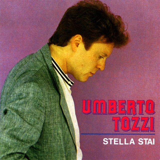 Stella stai/Gloria Albumcover