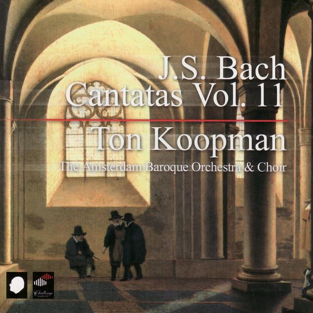 J.S. Bach: Cantatas Vol. 11