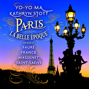 Paris - La Belle Époque Albumcover